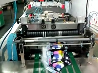 Bag making machine and color printing machine,high