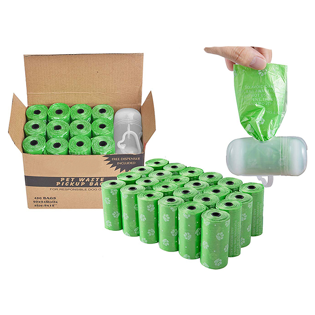 Hot Sell  High Quality Customized  Dog Poop Bag Di
