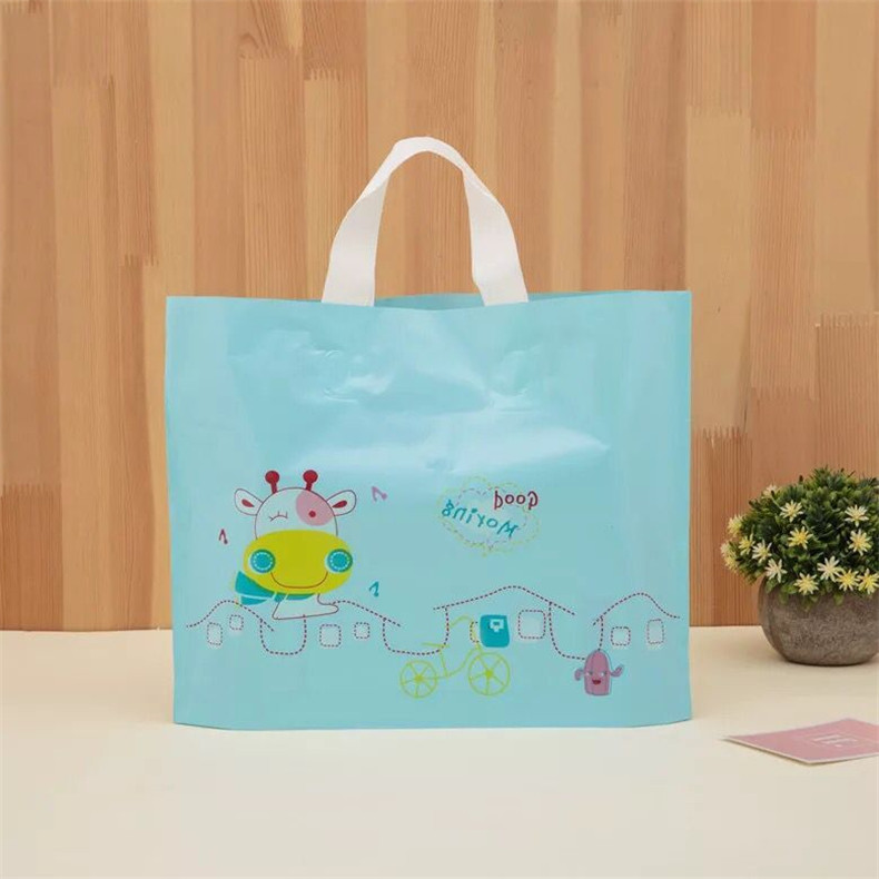 The new product reusable plastic shopping bag with