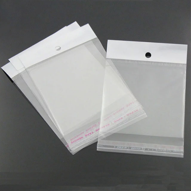 Custom Printing Beauty Supply Plastic Resealable H